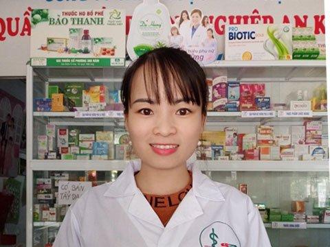 Quầy thuốc An Khang