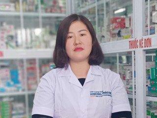 Quầy thuốc Bích Quang