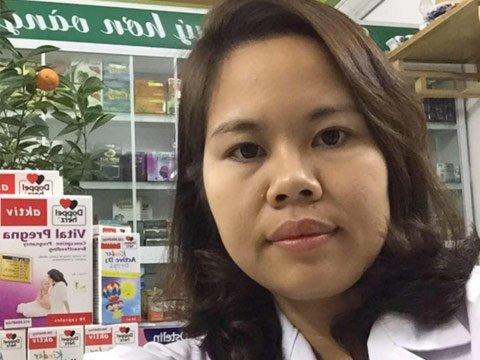 Quầy thuốc Lan Chinh