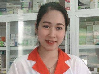 Quầy thuốc tây Thu Trang