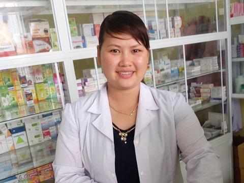 Quầy thuốc Trần Anh Như