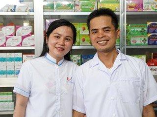 Nhà thuốc Trí Minh