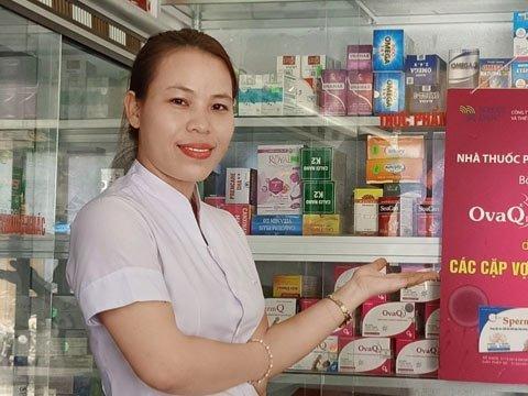 Quầy thuốc Nguyễn Thị Hoàn