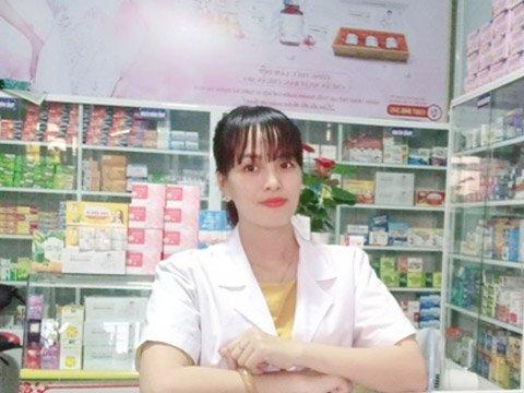 Quầy thuốc Quỳnh Chi