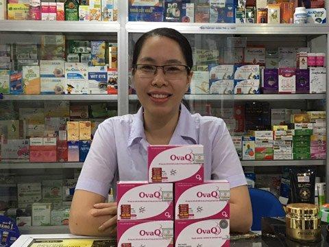 Quầy thuốc số 09 công ty Dược phẩm Bạch Đằng