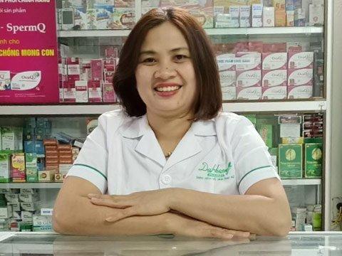 Quầy thuốc Thành Hải