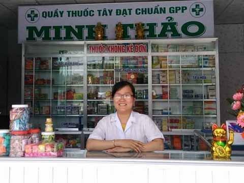 Quầy thuốc Minh Thảo